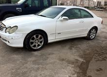 Gasoline Fuel/Power   Mercedes Benz CLK 2003