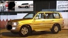 للبيع كروزر 2003 مجدد 2007