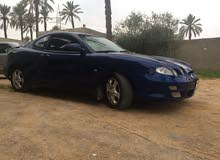 Hyundai Tuscani 2001 For sale - Blue color