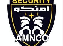 مطلوب (موظفين وموظفات) امن وحماية سكان منطقة الرابية