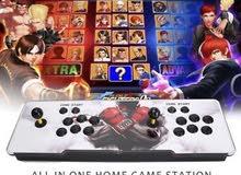 arcade از اركيد arcade جديد غير مستعمل 1300 لعبة فل HD منزلي او تجاري حجم صغير