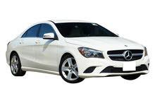 2016 Mercedes-Benz CLA 250 2.0L