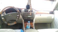 Lexus LS car for sale 2001 in Ibri city