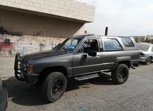 Toyota 4Runner 1985 For sale - Grey color