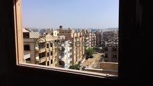 شقة بالمعراج العلوى خلف كارفور و المدرسة الفرنسية القاهرة مصر 165 متر