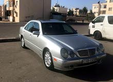 Gasoline Fuel/Power   Mercedes Benz E 200 2001