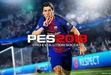 كرة قدم PES2018 للسوني فور PS4