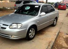 Hyundai Verna 2005 For sale - Grey color