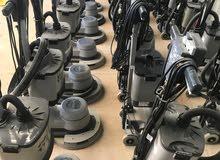 ماكينات تنظيف للبيع ب