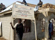 بناء مسجد في افريقيا