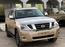 Beige Nissan Patrol 2018 for sale