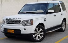 Land Rover LR4 2013 Agency Maintained