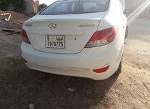Hyundai Accent car for sale 2012 in Tripoli city