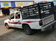 +200,000 km mileage Toyota Hilux for sale
