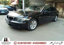 BMW 740 موديل 2006- المانى.