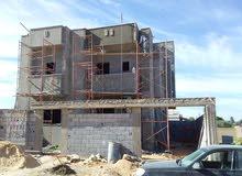 منزل حديث بناء درجة اولي بموقع مميز