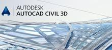 كورس Autodesk Civil 3D