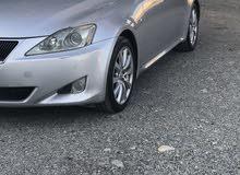km Lexus IS 2009 for sale