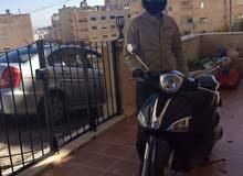 Used Piaggio motorbike in Amman