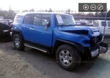 Automatic Blue Toyota 2007 for sale