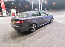 Gasoline Fuel/Power   Lexus IS 2012