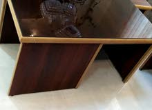 Available for sale in Irbid - Used Tables - Chairs - End Tables