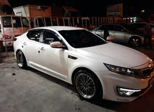 2012 Kia Optima for sale in Irbid