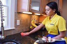 خادمات مدربات من جميع الجنسيات للتنازل