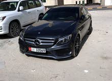 Mercedes Benz C 200 made in 2016 for sale