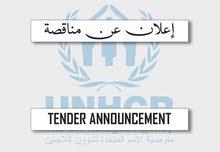 تسجيل الشركات الموردة لدى موقع الامم المتحدة وتقديم المناقصات ذات الاختصاص