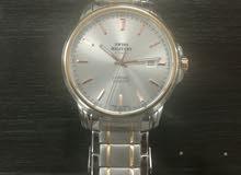 ساعة اليد سويس ميليتاري من شركة كرونو سويسرية الصنع