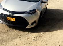 Used condition Toyota Corolla 2017 with 1 - 9,999 km mileage