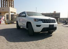 Automatic White Jeep 2018 for sale