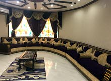 Available for sale in Al Riyadh - Used Sofas - Sitting Rooms - Entrances