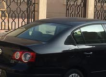 Automatic Black Volkswagen 2009 for sale