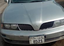 Mitsubishi Magna car is available for sale, the car is in Used condition