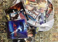 Movies DVDs x150 High Quality