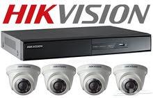 تركيب و صيانة كاميرات المراقبة
