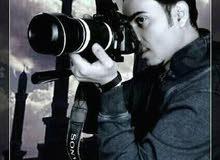 مصور فديو فوتغراف محترف خبرات سابقة