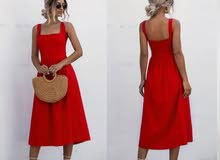 Red party dress ## 2021 for sale