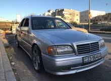 مرسيدس c200 1997