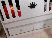 سرير هزاز أطفال جديد جديد