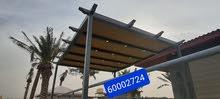 تنفيذ وتركيب جميع موديلات مظلات السيارات @mezalat55  .مظلات سيارات جميع الخامات