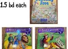 3 books 3 كتب