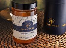 عسل الغابات السوداء عضوي  عسل الخزامى عضوي