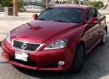 LEXUS IS300 2012 MODEL FOR SALE