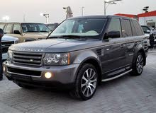 Range Rover Sport GCC without accidents