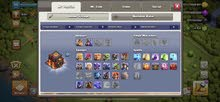 CLASH OF CLANS (TH10) ACCOUNT FOR SALE