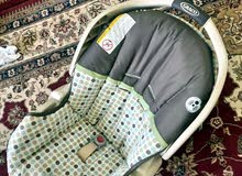 كرسي سياره Graco Car Seat Used like the new