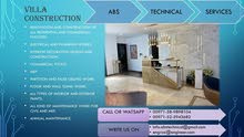 All Home Construction and Cctv Installation Services